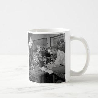 Tuskegee Airmen 332nd Fighter Group Pilots Coffee Mug
