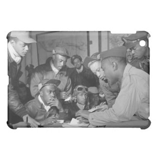 Tuskegee Airmen 332nd Fighter Group Pilots Case For The iPad Mini