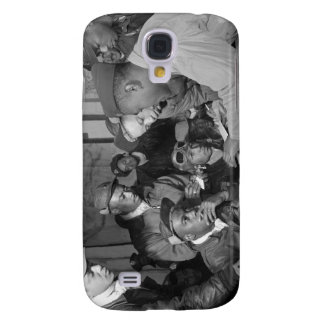 Tuskegee Airmen 332nd Fighter Group Pilots Samsung Galaxy S4 Cover