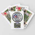 TUSKEGEE AIRMEN BICYCLE PLAYING CARDS