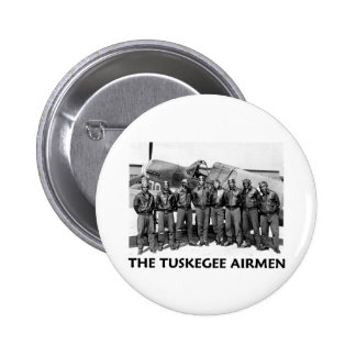 Tuskegee Airmen Pinback Buttons
