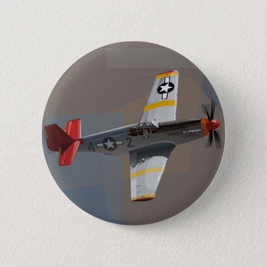 Tuskegee Airmen Button