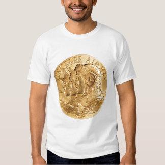 Tuskegee Airmen Gold Medal Shirt