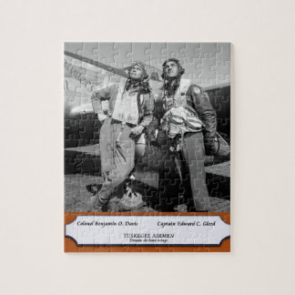 Tuskegee Airmen Jigsaw Puzzle