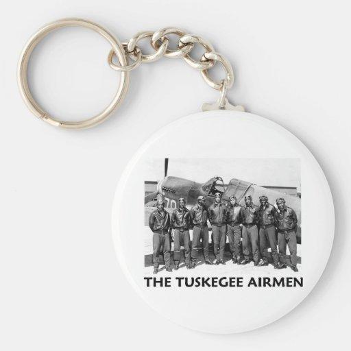 Tuskegee Airmen Keychains