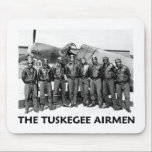 "Tuskegee Airmen Mouse Pad<br><div class=""desc"">Celebrate our African American history and heritage while commemorating the barrier-breaking and heroic efforts of the Tuskegee Airmen.</div>"