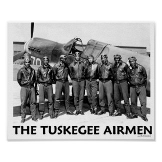 Tuskegee Airmen Posters