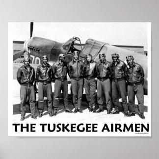 Tuskegee Airmen Posters