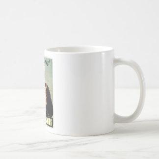 Tuskegee Airmen, Red Tail War-bond Classic White Coffee Mug