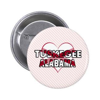 Tuskegee, Alabama Pins