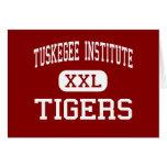 Tuskegee Institute - Tigers - Tuskegee Institute Cards