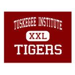 Tuskegee Institute - Tigers - Tuskegee Institute Post Card
