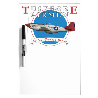 Tuskegee Red Tails Dry Erase Whiteboards