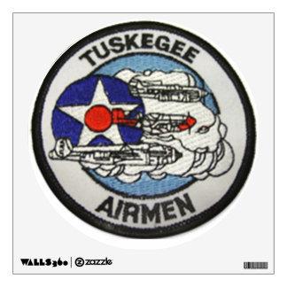 TUSKGEE AIRMEN WALL STICKER