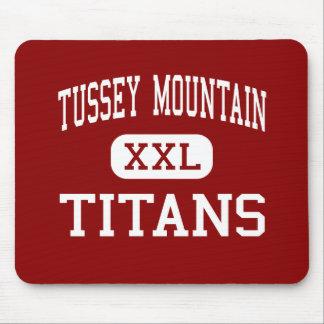 Tussey Mountain - Titans - High - Saxton Mouse Pad