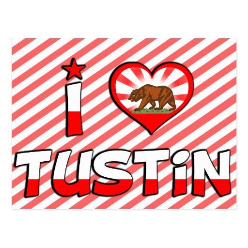 Tustin, CA Post Card