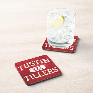 Tustin Tillers Athletics Drink Coaster