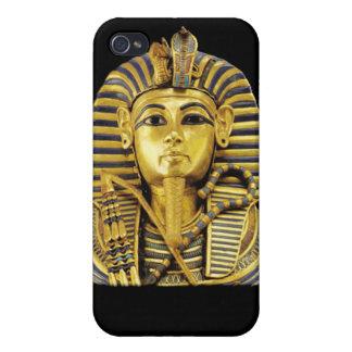 tut 3d iPod del rey iPhone 4 Cárcasa