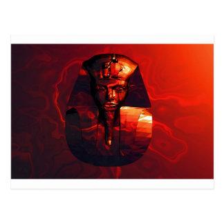 Tut Ench Amun Post Card