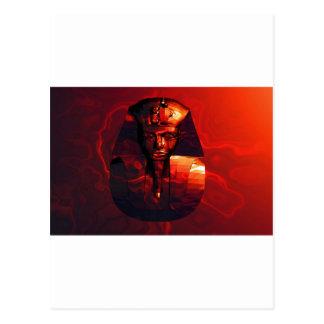 Tut Ench Amun Postcard
