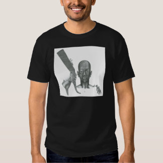 Tut in no 2 pencil by Theo Walker T Shirt