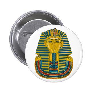 TUT Mask Pinback Button