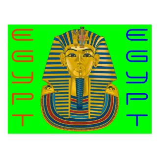 TUT Mask Postcard