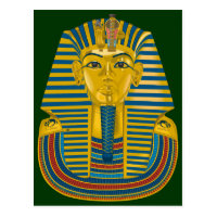 TUT Mask Postcard