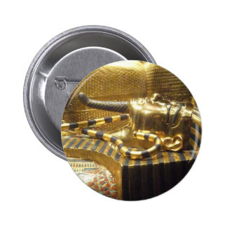 Tutanchamun 2 Inch Round Button