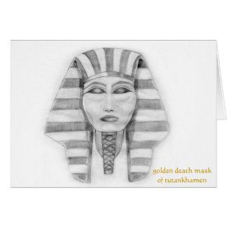 Tutankhamen Card