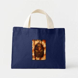 TUTANKHAMEN Egyptian Pharaoh Collectible Art Canvas Bag