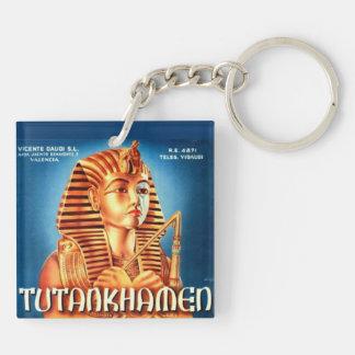 Tutankhamen Keychain