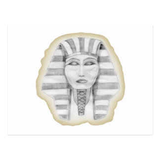 Tutankhamen (papiro) postal