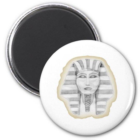 Tutankhamen (papyrus) magnet
