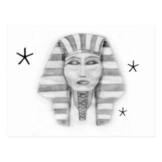Tutankhamen Postcard