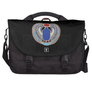 Tutankhamon Hieroglyph Laptop Commuter Bag