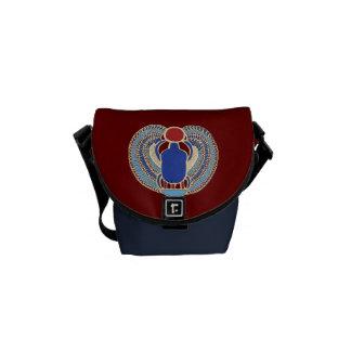 Tutankhamon Hieroglyph Messenger Bag