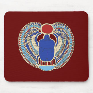 Tutankhamon Hieroglyph Mouse Pad