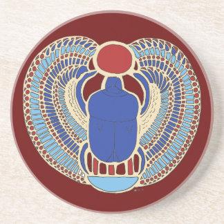 Tutankhamon Hieroglyph Sandstone Coaster