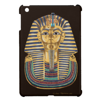 Tutankhamon's Golden Mask Case For The iPad Mini