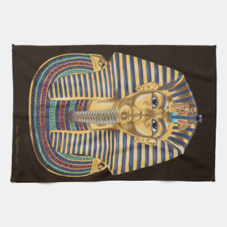 Tutankhamon's Golden Mask Towels