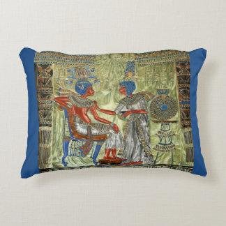 Tutankhamon's Throne Accent Pillow