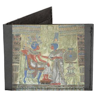 Tutankhamon's Throne Billfold Wallet