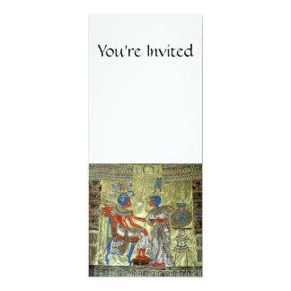 Tutankhamon's Throne Card