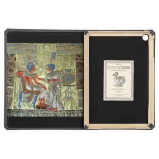 Tutankhamon's Throne iPad Air Cover