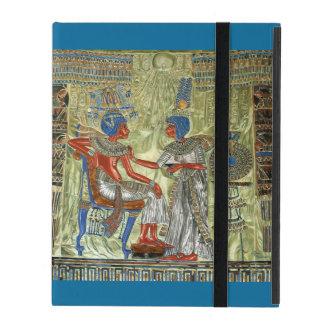 Tutankhamon's Throne iPad Folio Case