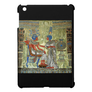Tutankhamon's Throne iPad Mini Covers
