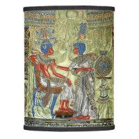 Tutankhamon's Throne Lamp Shade