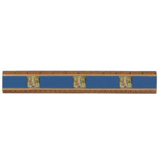 Tutankhamon's Throne Maple Ruler
