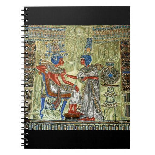Tutankhamon's Throne Note Books